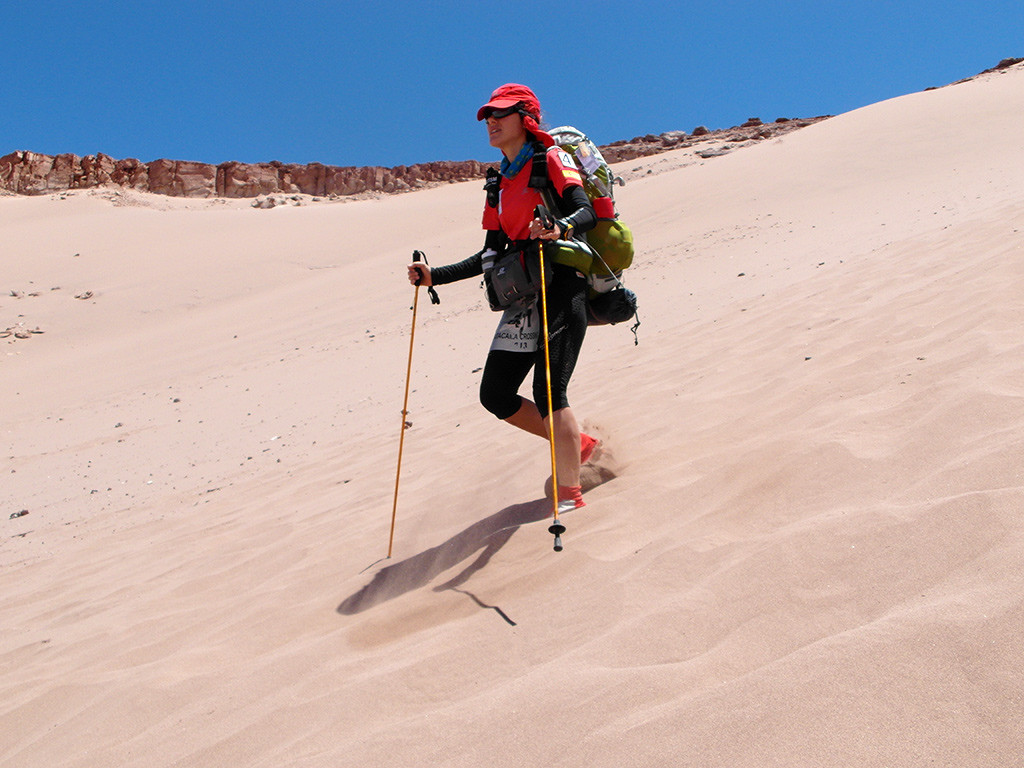 Atacama Crossing (Chile)  2013