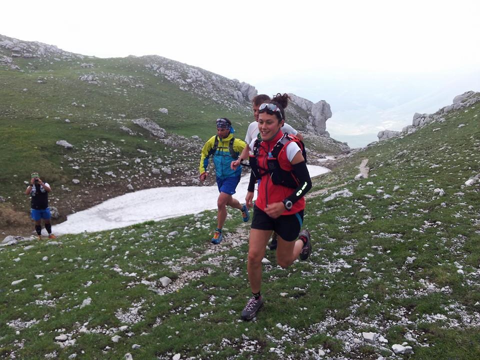 Viaje periodistas europeos de Trail Running en Monti Sibillini (junio 2014)
